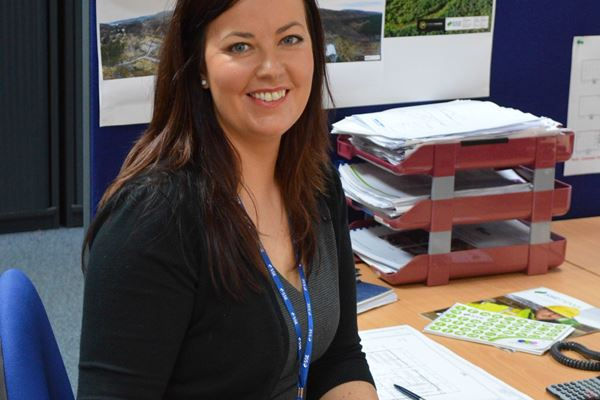 Shirley Robertson, Head of Business Sustainability
