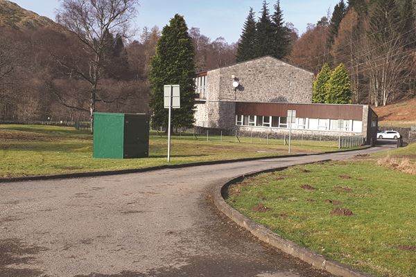 Lochay Power Station